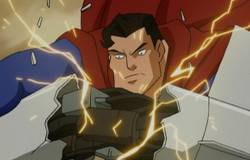Superman vs. Elita HD (movie)