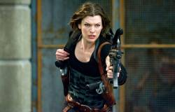 Resident Evil: Afterlife (movie)