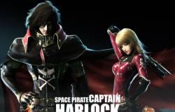 Space Pirate Captain Harlock HD (movie)