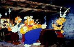 Asterix v Británii HD (movie)