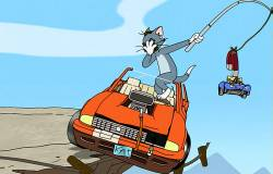 Tom a Jerry: Rychle a chlupatě HD (movie)