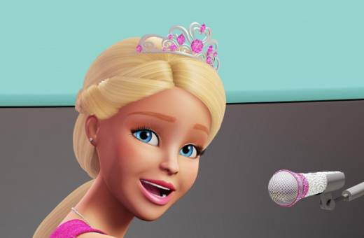 Barbie Rock'n Royals HD (movie)