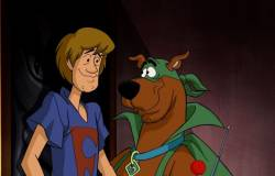 Scooby Doo: Maska Modrého sokola HD (movie)