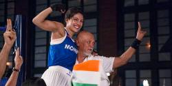 Mary Kom HD (movie)