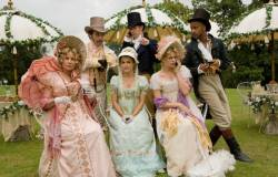 Austenland HD (movie)
