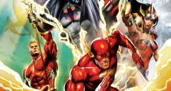 Justice League: The Flashpoint Paradox HD (movie) - Titulky