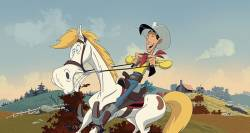 Lucky Luke na Divokém západě HD (movie)