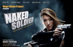 Naked Soldier (movie) HD eng