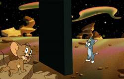 Tom a Jerry letí na Mars HD (movie)