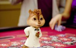 Alvin a Chipmunkové 3 HD (movie)