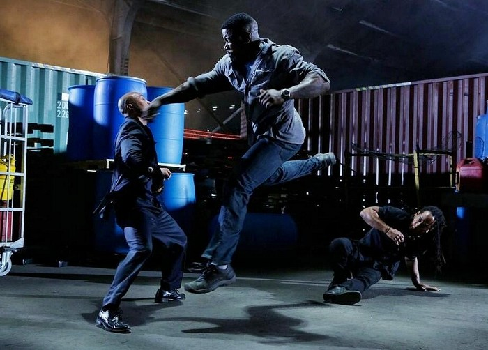 Falcon Rising HD (movie) / Falcon Rising (2014)