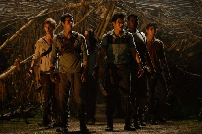 Labyrint: Útěk KINORIP (movie) / The Maze Runner (2014)