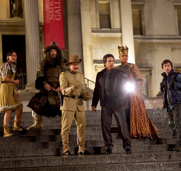 Noc v muzeu: Tajemství hrobky KINORIP (movie) / Night at the Museum: Secret of the Tomb (2014)