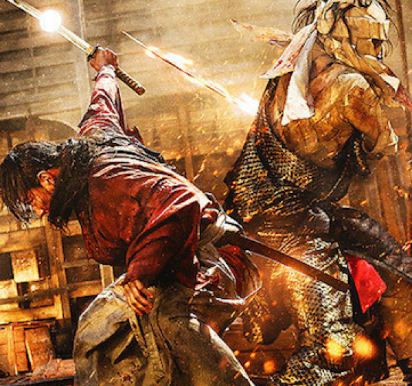 Film Rurouni Kenshin Densetsu No Saigo Hen HD (movie