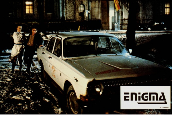 Enigma HD (movie) / Enigma (1983)