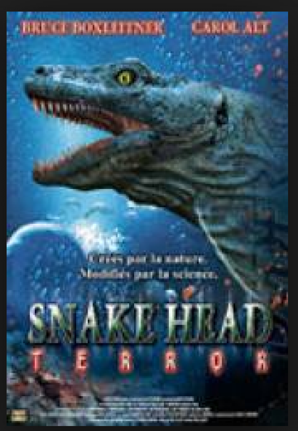 Znamení hada SD (movie) / Snakehead Terror (2004)