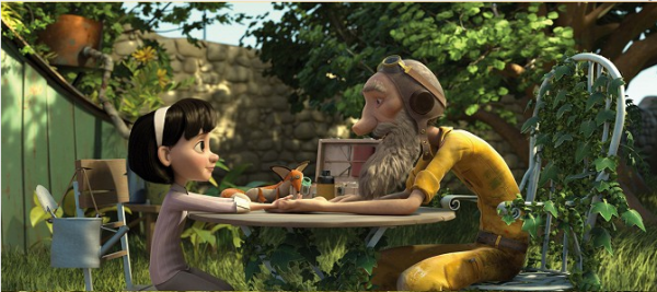 Malý princ HD (movie) / The Little Prince (2015)