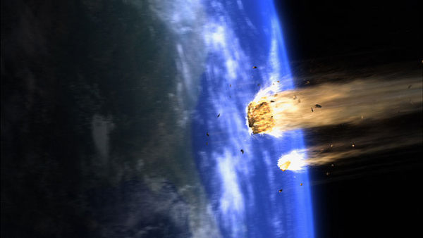 Asteroid Kassandra 2. část (movie) / Meteor: Path to Destruction (2009)
