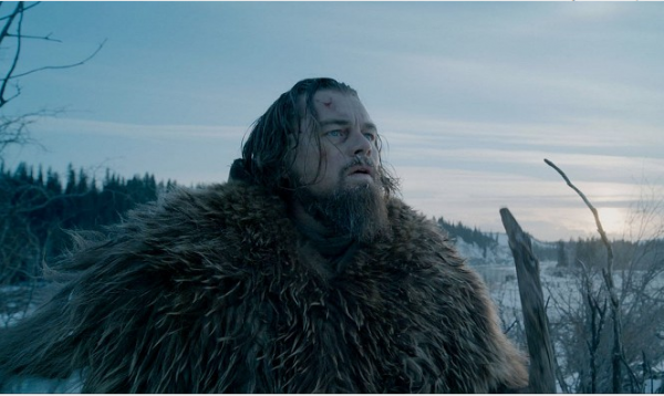 REVENANT Zmrtvýchvstání SD (movie) / The Revenant (2015)