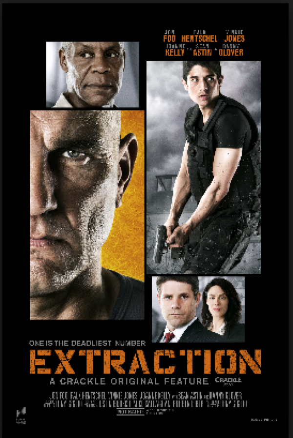 Extraction HD (movie) / Extraction (2015)