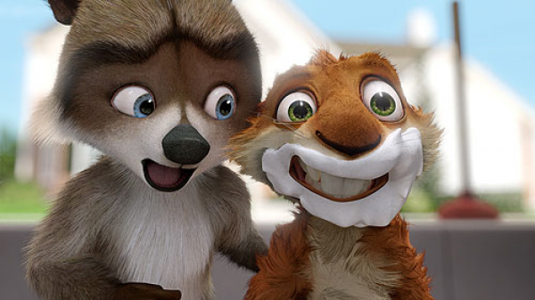 Za plotem (movie) / Over the Hedge (2006)
