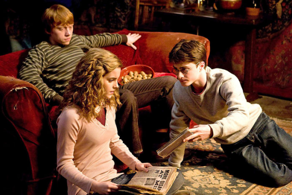 Harry Potter a Princ dvojí krve cz HD (movie) / Harry Potter and the Half-Blood Prince (2009)