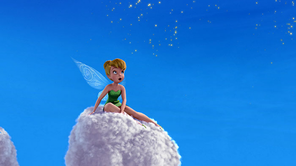 Zvonilka a ztracený poklad cz HD (movie) / Tinker Bell and the Lost Treasure (2009)
