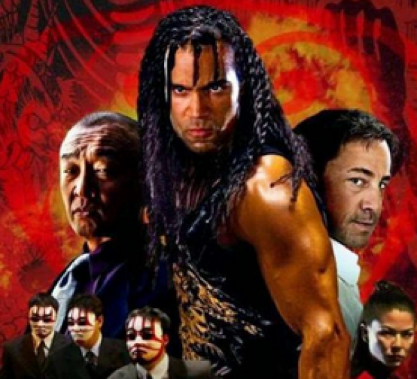 Black Cobra SD (movie) / When the Cobra Strikes (2012)