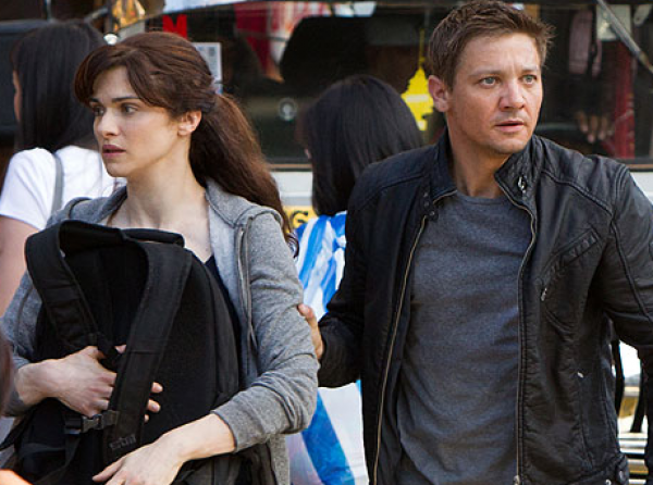 Bourneův odkaz HD (movie) / The Bourne Legacy (2012)