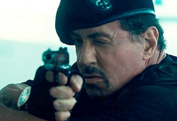Expendables: Postradatelní 2 HD (movie) / The Expendables 2 (2012)