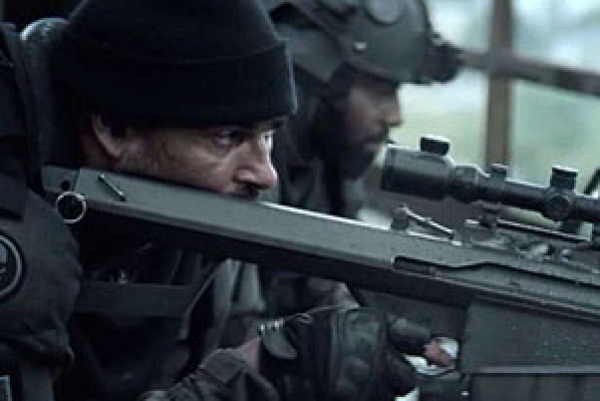 Ghost Recon: Alpha HD (movie) / Ghost Recon: Alpha (2012)