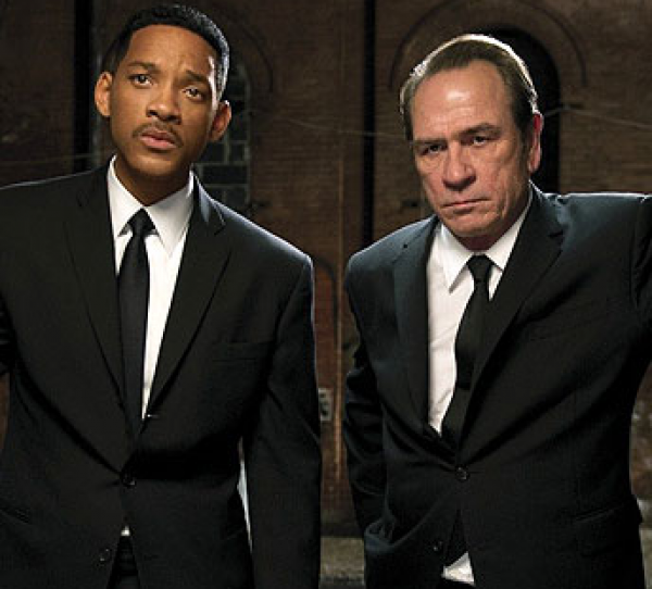 Muži v černém 3 HD (movie) / Men in Black III (2012)