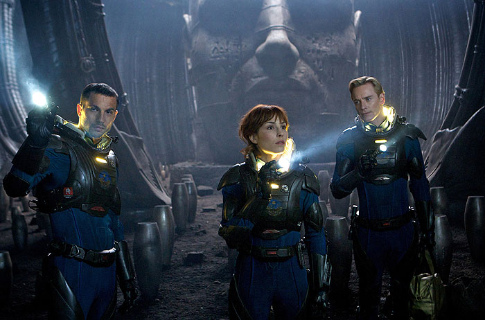 Prometheus HD (movie) / Prometheus (2012)
