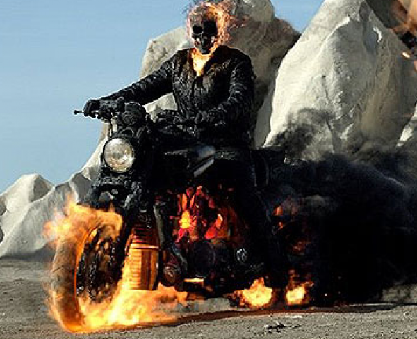 Ghost Rider 2 HD (movie) / Ghost Rider: Spirit of Vengeance (2011)