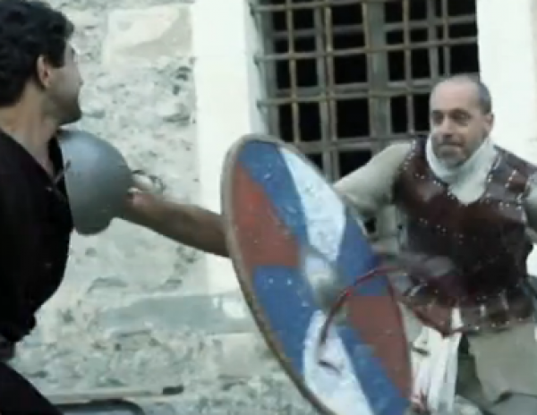 Gladiátoři z pekla SD (movie) / Kingdom of Gladiators (2011)