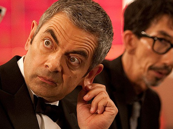 Johnny English se vrací HD (movie) / Johnny English Reborn (2011)