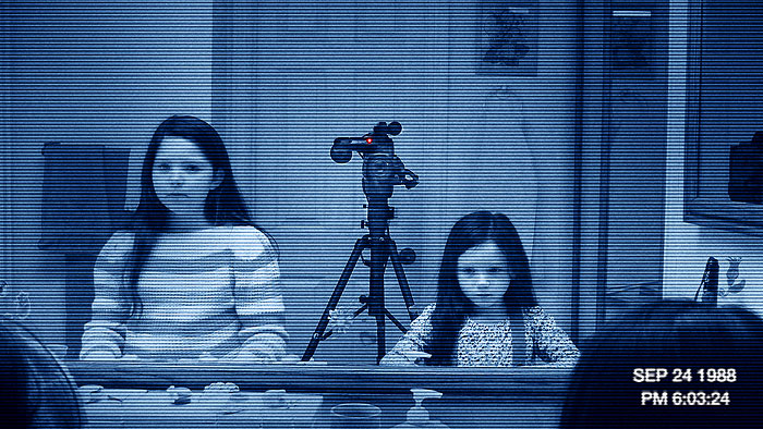 Paranormal Activity 3 HD (movie) / Paranormal Activity 3 (2011)