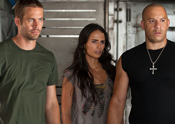 Rychle a zběsile 5 HD (movie) / Fast Five (2011)