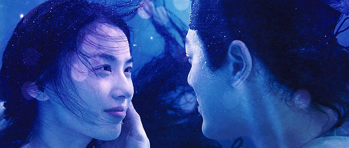 The Sorcerer and the White Snake HD (movie) / Bai she chuan shuo (2011)