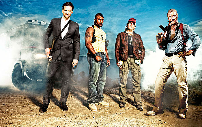 A-Team HD (movie) / The A-Team (2010)