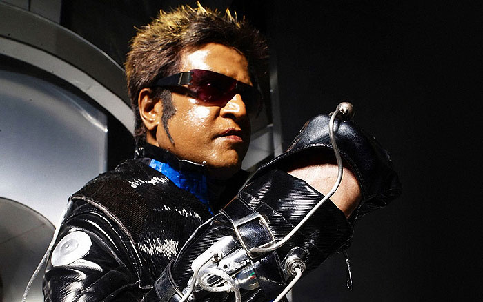 Enthiran SD (movie) / Robot (2010)