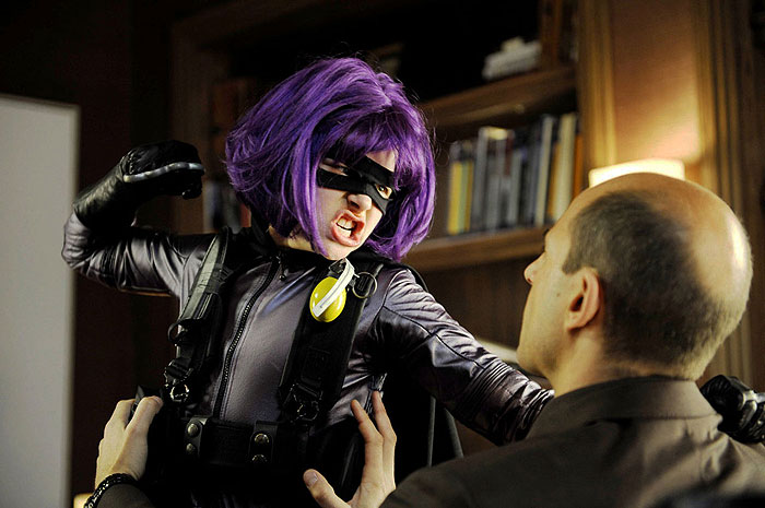 Kick-Ass HD (movie) / Kick-Ass (2010)