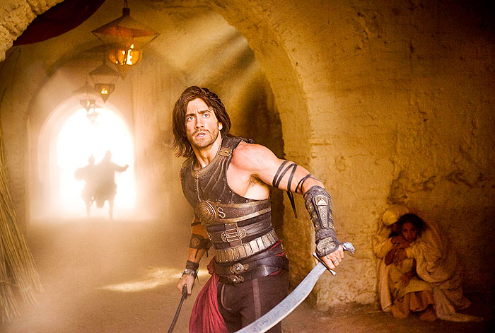 Princ z Persie: Písky času HD (movie) / Prince of Persia: The Sands of Time (2010)