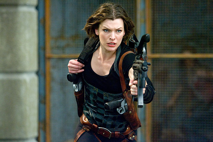 Resident Evil: Afterlife HD (movie) / Resident Evil: Afterlife (2010)