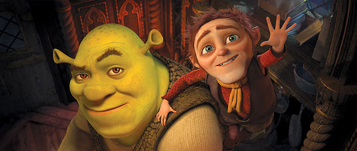 Shrek: Zvonec a konec HD (movie) / Shrek Forever After (2010)