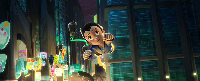 Astro Boy HD (movie) / Astro Boy (2009)