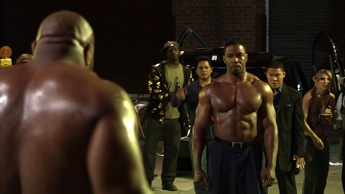 Blood and Bone HD (movie) / Blood and Bone (2009)