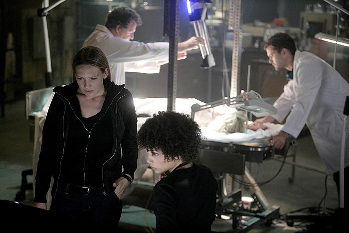 Hranice SD (movie) / The Line (2009)