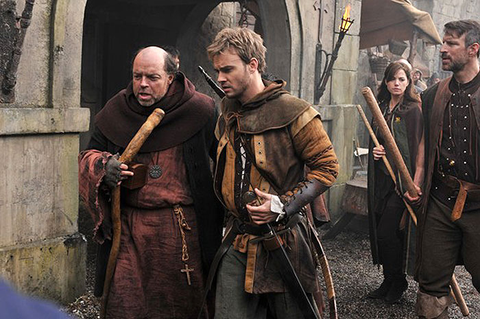 Robin Hood: Za Sherwoodským lesem SD (movie) / Beyond Sherwood Forest (2009)
