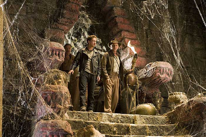 Indiana Jones a Království křišťálové lebky HD (movie) / Indiana Jones and the Kingdom of the Crystal Skull (2008)